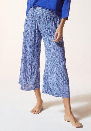 Pantaloni del pigiama - bleu