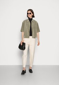 Opus - FORDA  - Button-down blouse - soft moss - 1