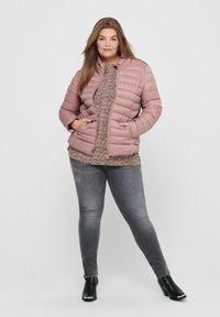 ONLY Carmakoma - Winter jacket - burlwood - 1