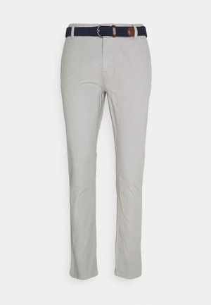 LAZANO - Tygbyxor - light grey