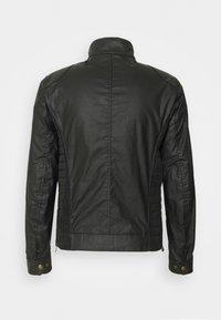 Belstaff - GANGSTER JACKET - Lehká bunda - black - 8