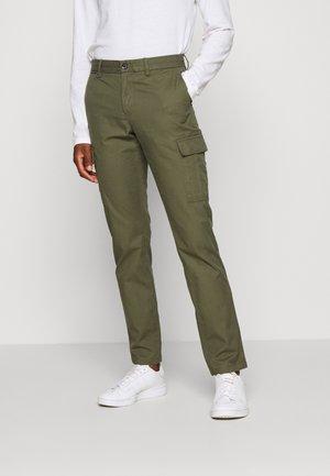 DENTON PANT - Cargo trousers - khaki