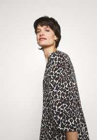 Rebecca Minkoff - CHELSEA DRESS - Maxi dress - ecru/multicolor - 4