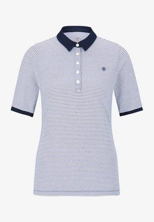 TAMMY - Poloshirt - navy-blau/weiß