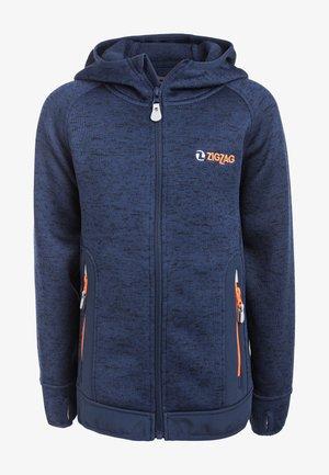 Zip-up sweatshirt - 2048 navy blazer