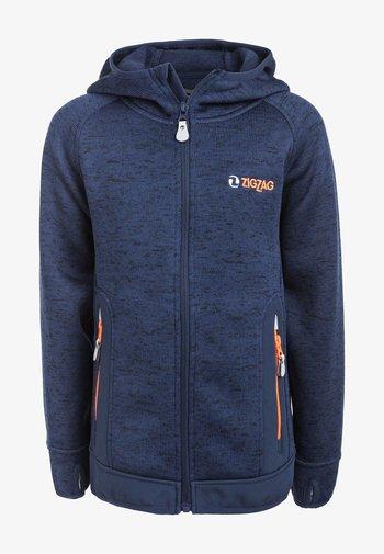 Zip-up hoodie - 2048 navy blazer