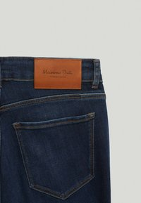 Massimo Dutti - SKINNY-FIT - Jeans Skinny Fit - blue - 6