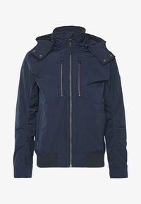 TOM TAILOR - BLOUSON WITH ZIPPERS - Light jacket - sky captain blue - 5