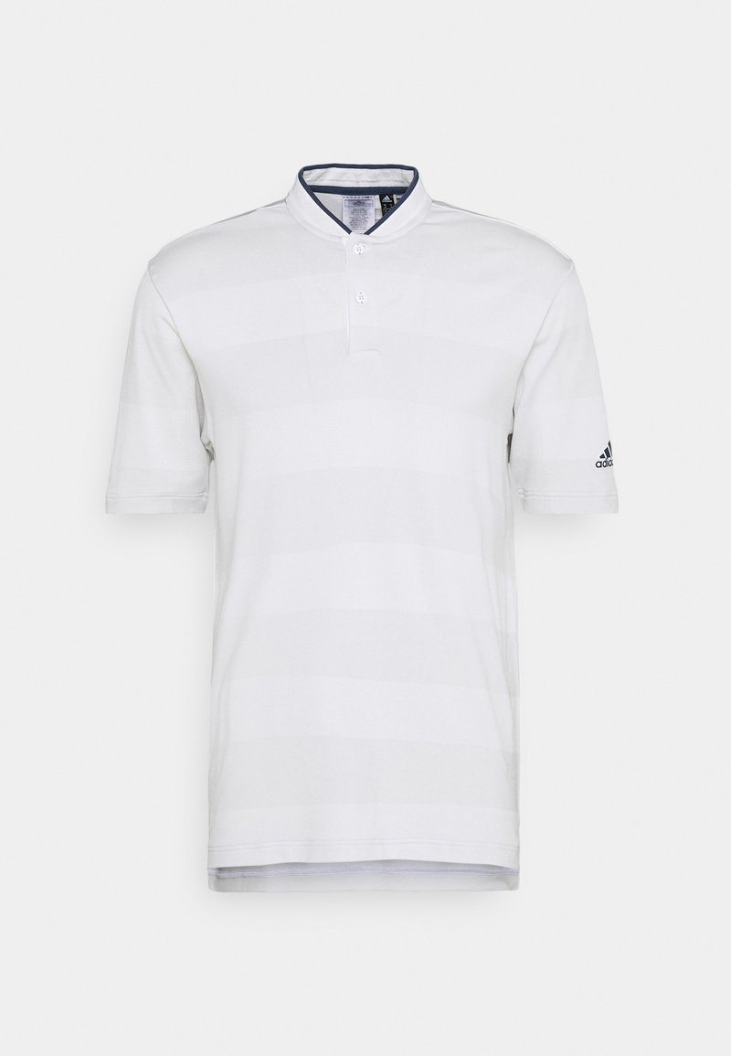 adidas Golf - PRIME - Print T-shirt - white/grey