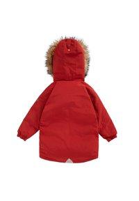 Töastie - NORTH STAR PARKA - Winter coat - red - 1