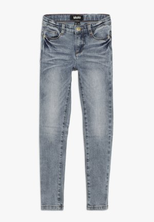 ANGELICA - Jeans Skinny Fit - ash denim