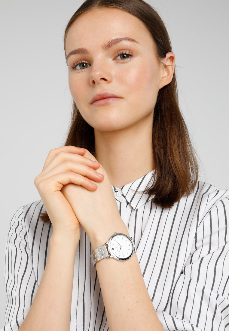 kate spade new york - MORNINGSIDE - Watch - silver-coloured