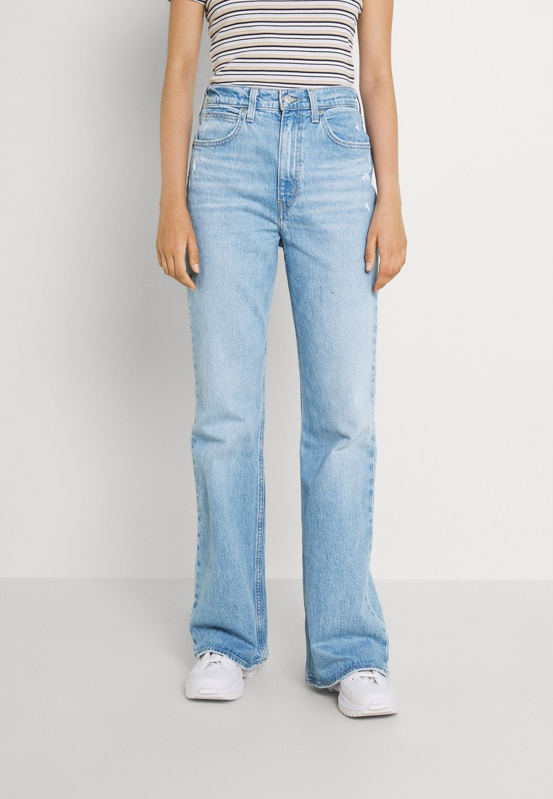 Levi's® - 70S HIGH FLARE - Flared Jeans - marin babe