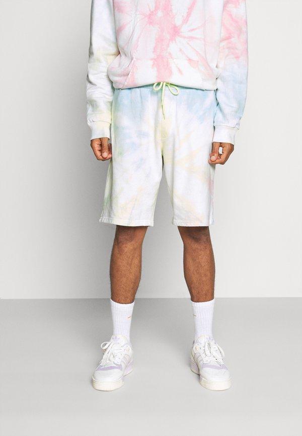 YOURTURN UNISEX - Bluza z kapturem - white/biały Odzież Męska YJQC