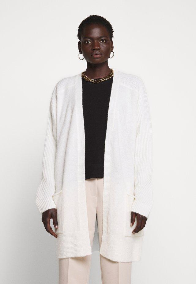 URSULA - Cardigan - soft white
