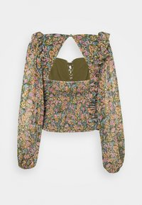 Free People - MABEL PRINTED BLOUSE - Blouse - multi-coloured - 1