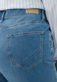 BRAX - STYLE MARY - Slim fit jeans - used light blue - 4