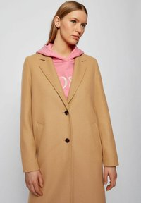 BOSS - Classic coat - light brown - 3