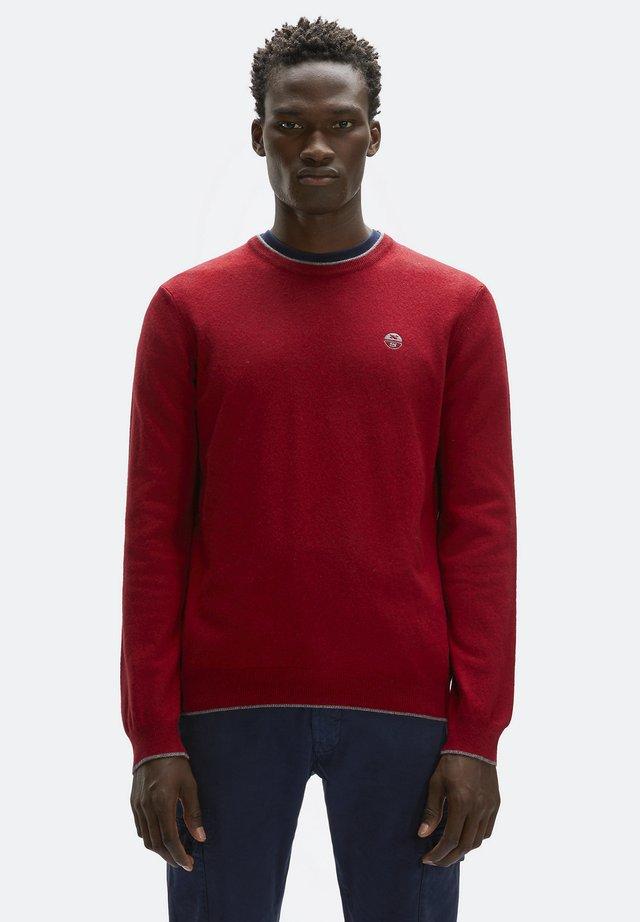 Jersey de punto - red