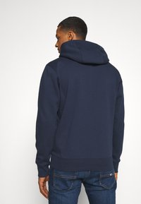 Tommy Jeans - REGULAR ZIP HOOD - Felpa aperta - twilight navy - 2