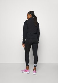 Nike Performance - AEROLAYER - Laufjacke - black/reflective silver - 2