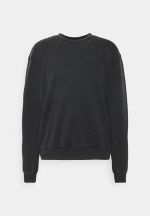 WASHED  - Sweatshirt - grey