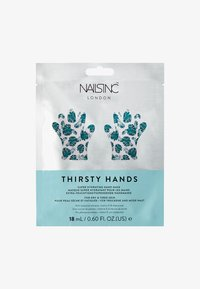 Nails Inc - THIRSTY NAILS HAND MASK - Hand mask - 10480 - 0
