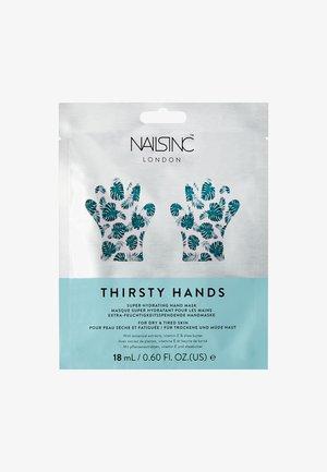 THIRSTY NAILS HAND MASK - Maschera mani - 10480