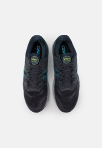 ASICS - GEL NIMBUS 23 - Neutral running shoes - carrier grey/digital aqua - 3