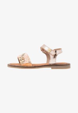 MALMAISON - Sandály - cobre