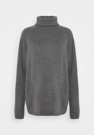 KNITWEAR - Jumper - grey dusty