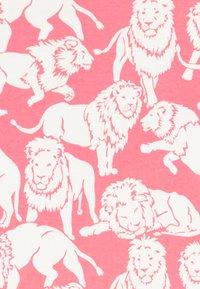 J.CREW - SLEEP TIGER - Pyjama set - neon pink ivory - 4