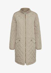 Cream - ARWENCR - Winter coat - silver mink - 3