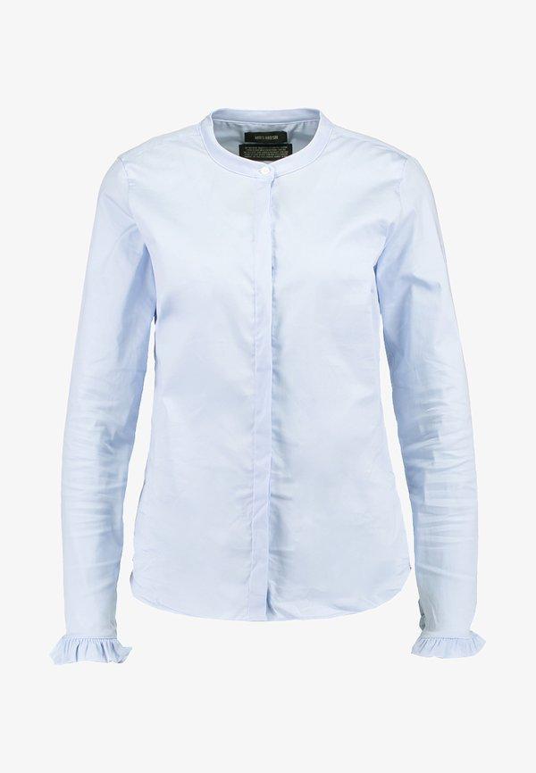 Mos Mosh MATTIE - Koszula - blue/jasnoniebieski EPBT