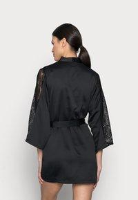 Etam - ESCALE DESHABILLE - Dressing gown - noir - 2