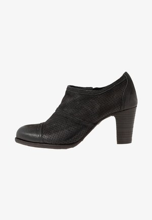 WANDA - Ankle boots - pacific/black