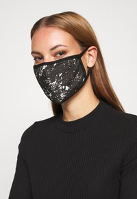 Icon Brand - PATTERNED COMMUNITY MASK - Community mask - black - 1