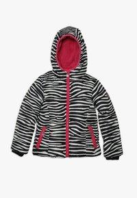 Lemon Beret - SMALL GIRLS JACKET - Winter jacket - black - 0