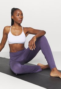 Deha - PANTS - Trainingsbroek - violet - 3