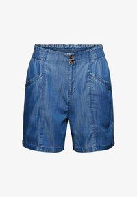 Esprit - Denim shorts - blue medium wash - 7