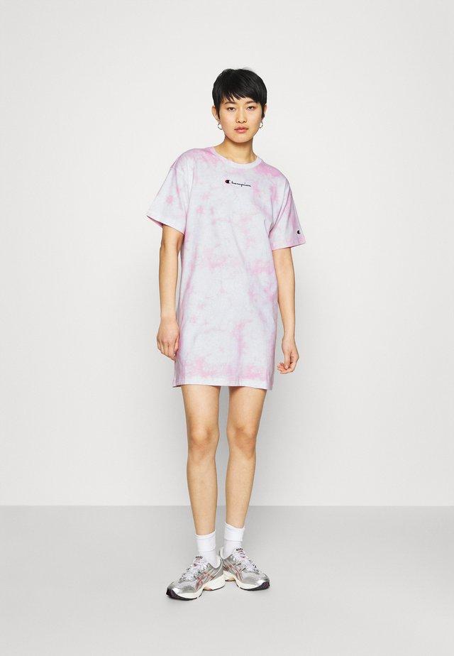 DRESS - Jerseyjurk - pink