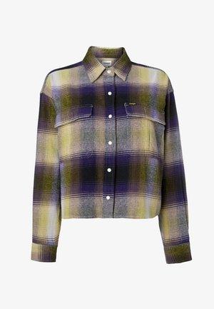 Camisa - iris purple