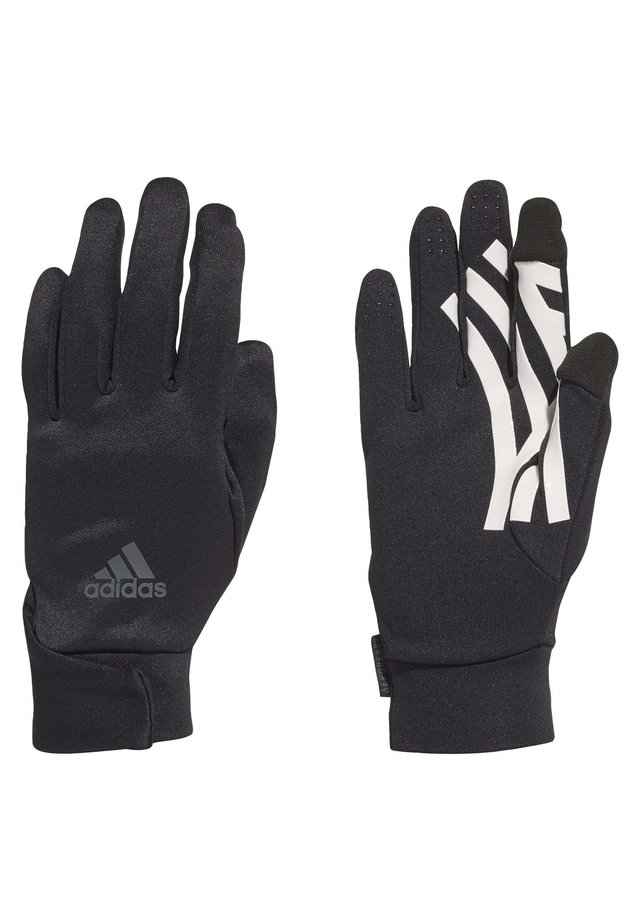 FOOTBALL STREET GLOVES - Rękawiczki pięciopalcowe - black