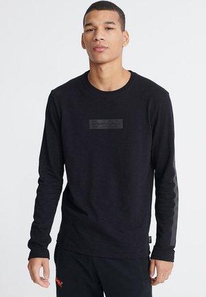 SURPLUS GOODS  - Long sleeved top - jet black
