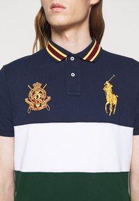 Polo Ralph Lauren - BASIC - Poloshirt - college green - 6