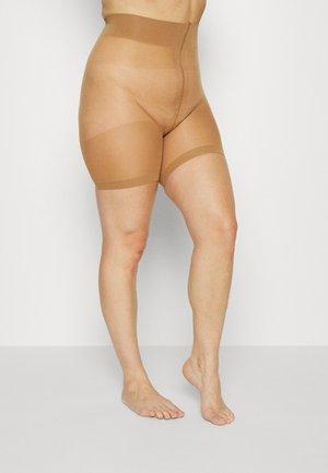 ONLINE WOMEN CURVY PANTY 2 PART - Shapewear - skin