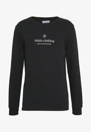 HORIZON LIGHT - Sweatshirts - black