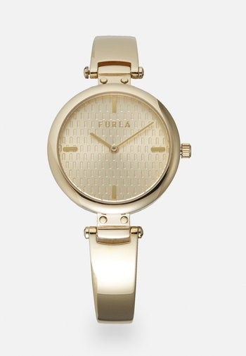 NEW PIN - Watch - gold-coloured