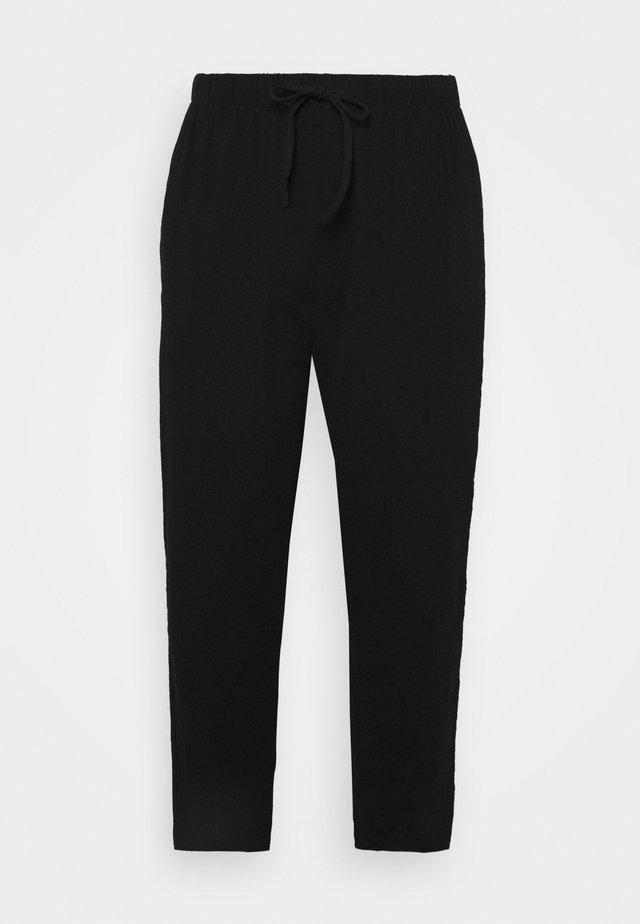 CALI PULL ON PANT - Bukse - black