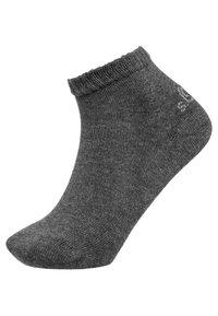 s.Oliver - JUNIOR SOCKS BASIC 9 PACK - Socks - grey combo - 2